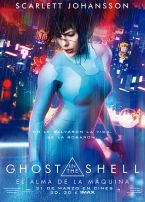 Consigue regalos exclusivos de GHOST IN THE SHELL