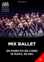 MIX BALLET WITHIN THE GOLDEN HOUR NUEVO SIDI LARBI CHERKAOUI FLIGHT PATTERN