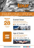 MENDI TOUR: Everest Green + Age of Ondra