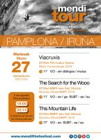 MENDI TOUR: Viacruxis + The Search for the Wooo + This Mountain Life